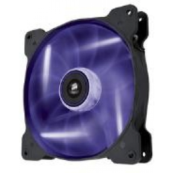 Corsair Air Series SP140 High Static Pressure 120mm Fan with Purple LED (Single Pack)