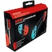 Gioteck JC-20 Red/Blue Wireless Nintendo Switch Controller - Image 4