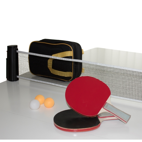 My Hood  Tabletennis Set w. Balls/Net/Bats (901020)