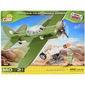 Cobi Small Army Surface to Air Missile Mission - 140 Toy Building Bricks