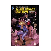 Black Canary And Zatanna Bloodspell Paperback