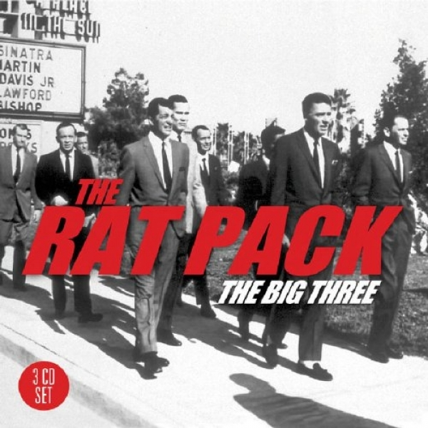 The Rat Pack - The Big Three CD