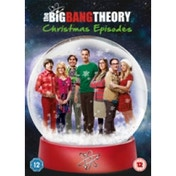The Big Bang Theory Christmas Episodes 2013 DVD