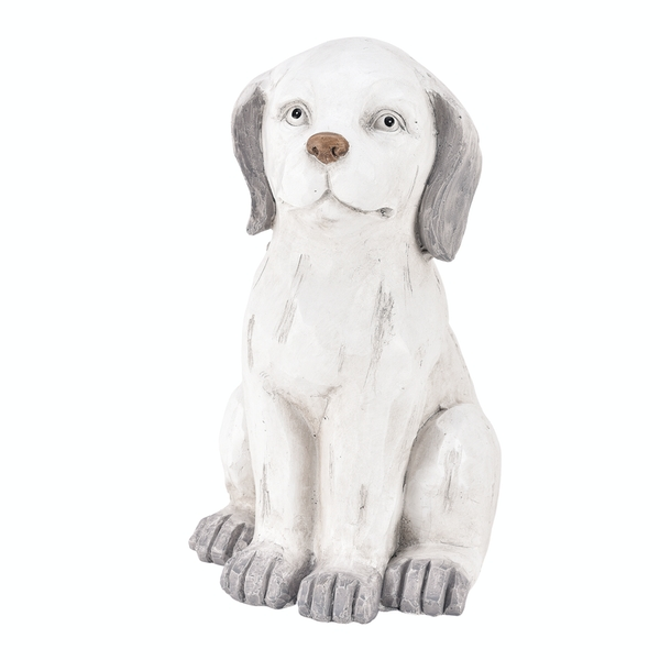Country Living Hand Painted Dog Garden Ornament