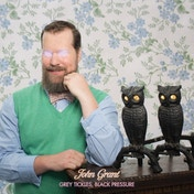 John Grant - Grey Tickles, Black Pressure CD
