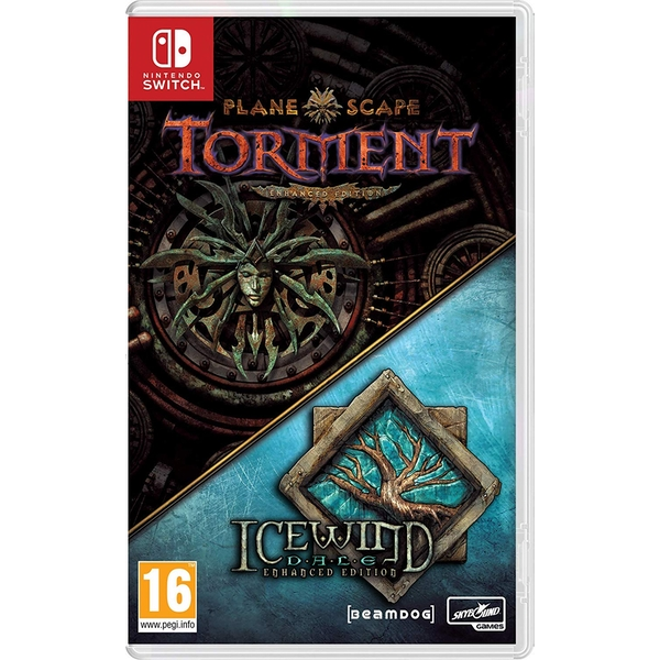 Planescape Torment & Icewind Dale Enhanced Edition Nintendo Switch Game - Image 1