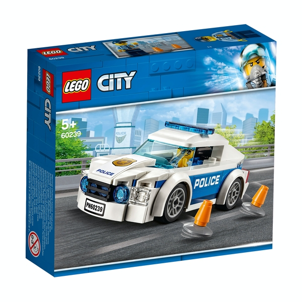 Lego City Police Police Patrol Car