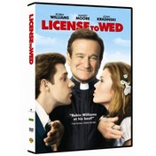 License to Wed DVD