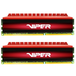 Patriot Viper 4 Series 16GB Black & Red Heatsink (2 x 8GB) DDR4 3200MHz DIMM System Memory - Image 2