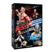 WWE - Best Of Raw & SmackDown 2011 DVD