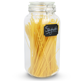 2.2L Airtight Clip Top Spaghetti Storage Jar | M&W