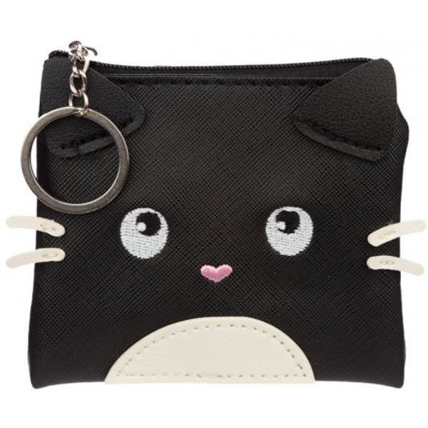 Feline Fine Cat Coin Purse