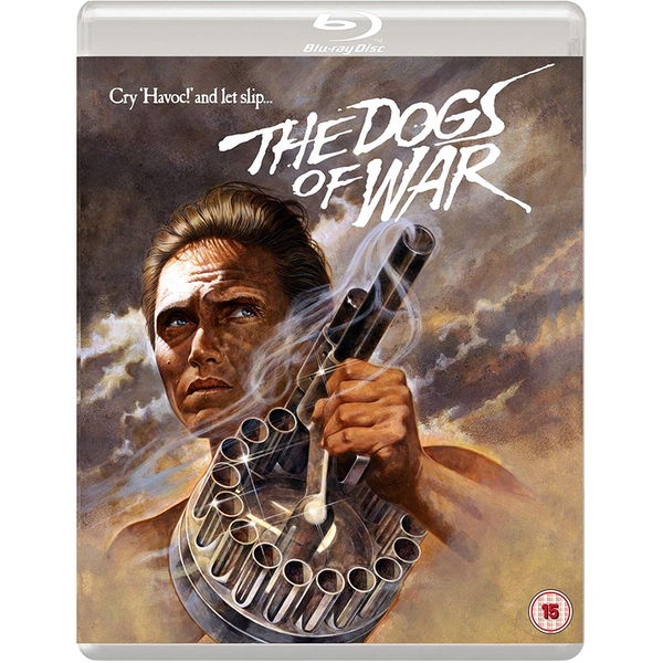The Dogs Of War Blu-Ray