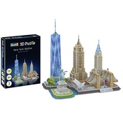 New York Skyline Revell 3D Puzzle