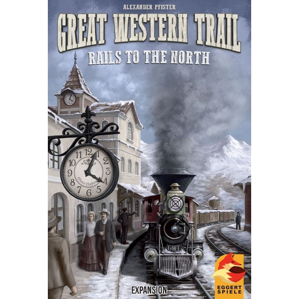 Great Western Trail Rails To The North Expansion