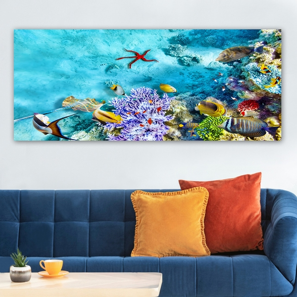 YTY273929318_50120 Multicolor Decorative Canvas Painting