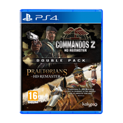 Commandos 2 & Praetorians HD Remaster Double Pack PS4 Game