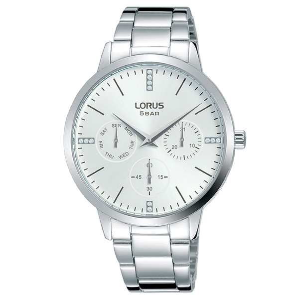 Lorus RP633DX9 Ladies Multi-Dial Dress Bracelet Watch