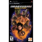 Dragon Ball Evolution Game PSP