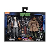Casey Jones & Raphael Disguise (TMNT) 2 Pack Neca Action Figure