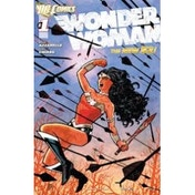 DC Comics Wonder Woman Volume 1 Blood Paperback The New 52