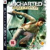 Uncharted Drakes Fortune Game PS3