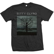 Biffy Clyro - Chandelier Men's Large T-Shirt - Black
