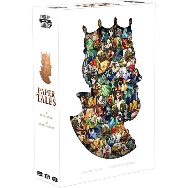 Paper Tales Card Game