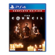 The Council PS4 Game