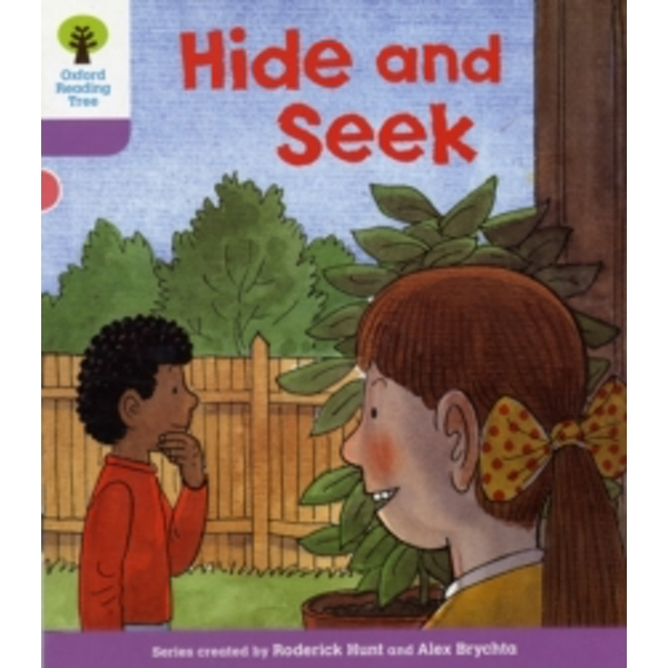 Oxford Reading Tree: Level 1+: First Sentences: Hide and Seek by Roderick Hunt, Gill Howell (Paperback, 2011)