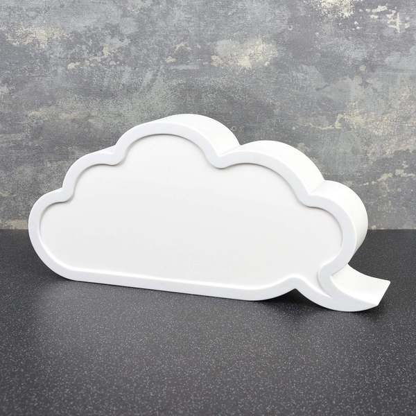 Cloud Light Box with Pen White 35.8cm