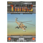 TANKS: The Modern Age Sov Mi-24 Hind (Helo)
