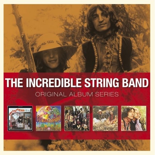 The Incredible String Band - Original Album Series CD