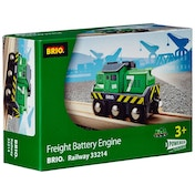 BRIO Rail Freight Battery Train