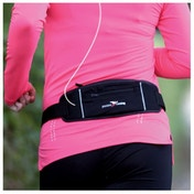 Precision Running Audio Belt Black