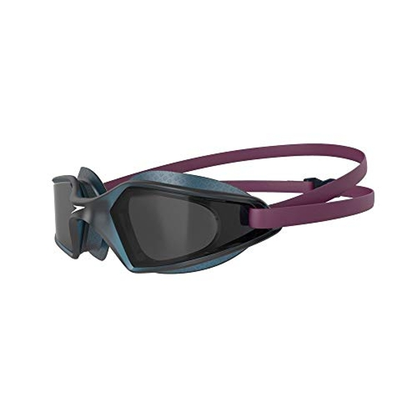 Speedo Hydropulse Goggles Adult Purple/Smoke