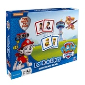 Paw Patrol Look-a-Likes Matching Game