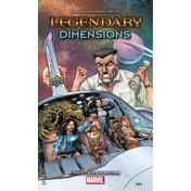 Legendary: A Marvel Deck Building Game – Dimensions