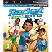 Ex-Display Playstation Move Racket Sports Game PS3 Used - Like New