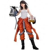 Ex-Display Star Wars Jaina Solo Bishoujo Statue Used - Like New