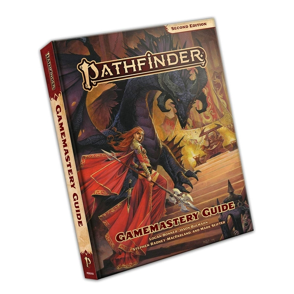 Pathfinder Gamemastery Guide Standard Hardcover (P2)