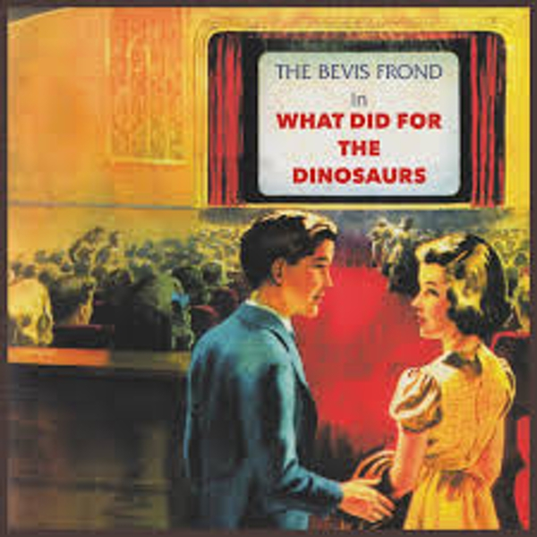 The Bevis Frond – What Did For The Dinosaurs Vinyl