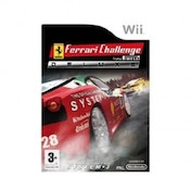 Ex-Display Ferrari Challenge Trofeo Pirelli DELUXE Game Wii Used - Like New