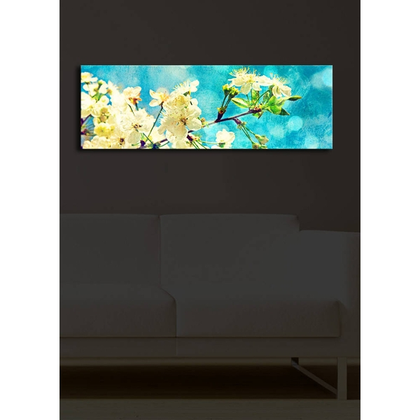 3090?ACT-15 Multicolor Decorative Led Lighted Canvas Painting