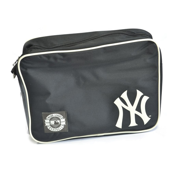 New York Yankees MLB Airline Bag Black