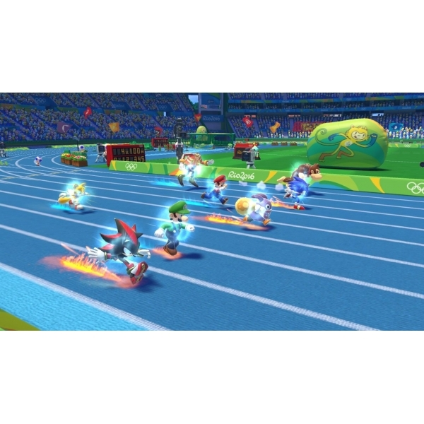 Mario & Sonic at the Rio 2016 Olympic Games 3DS Game - Image 2