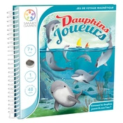 Flippin' Dolphins Smart Game Puzzle Game