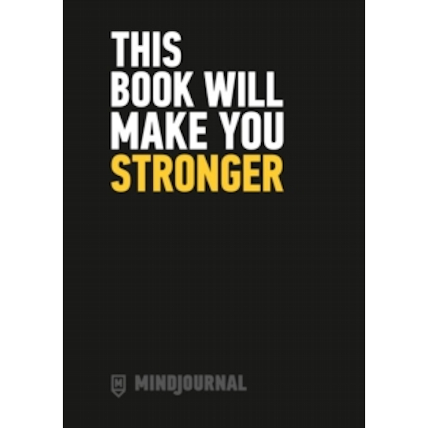 MindJournal : The ground-breaking journal that will change your life