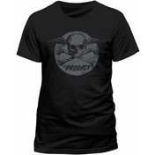 The Prodigy - Skull Men's Small T-Shirt - Black