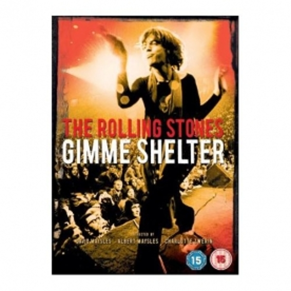 The Rolling Stones Gimme Shelter DVD